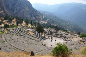 Teatro di Delfi